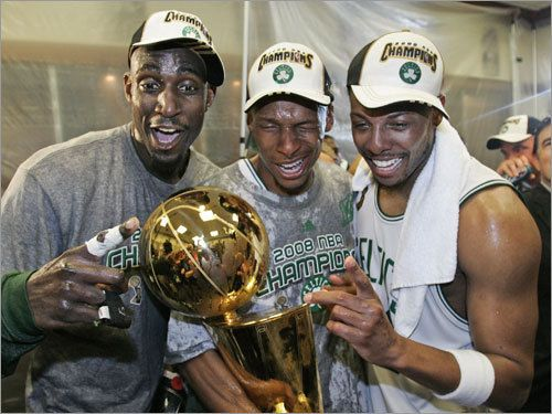 Celtics Big 3 no more :(