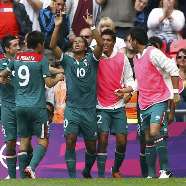 MEX 3 JAP 1 Men's Soccer MEX advances to Final on Saturday. Will MEX play Brazil or Korea for gold? 2012 Olympics