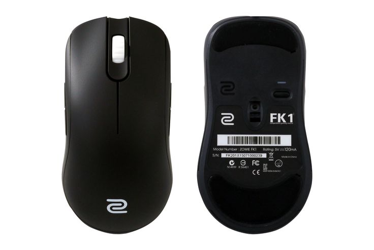 ZOWIE GEAR UPDATES CAMADE AND FK SERIES WITH NEW LOGO
