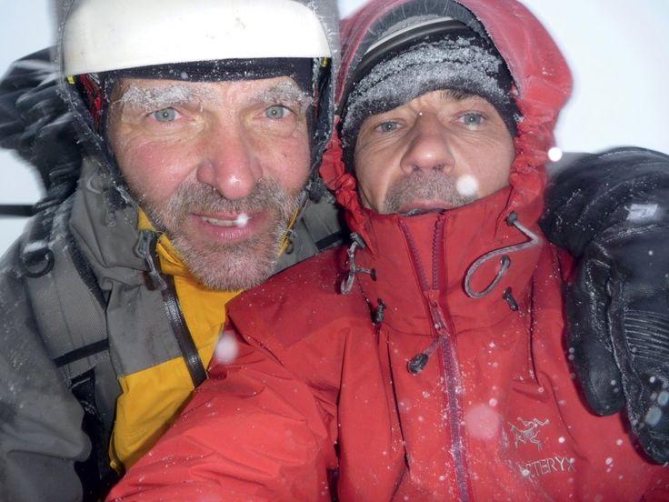 Jindřich Hudeček o prvovýstupu v Patagonii - HUDY blog