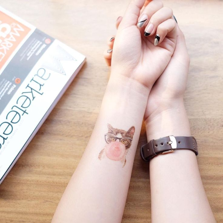 13 best cool tattoos images on pinterest design tattoos for Removal of temporary tattoos