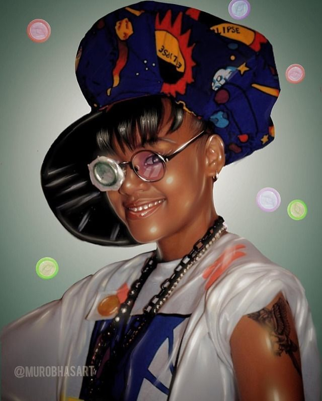 """You are missed, Lisa """"Left Eye"""" Lopes."""
