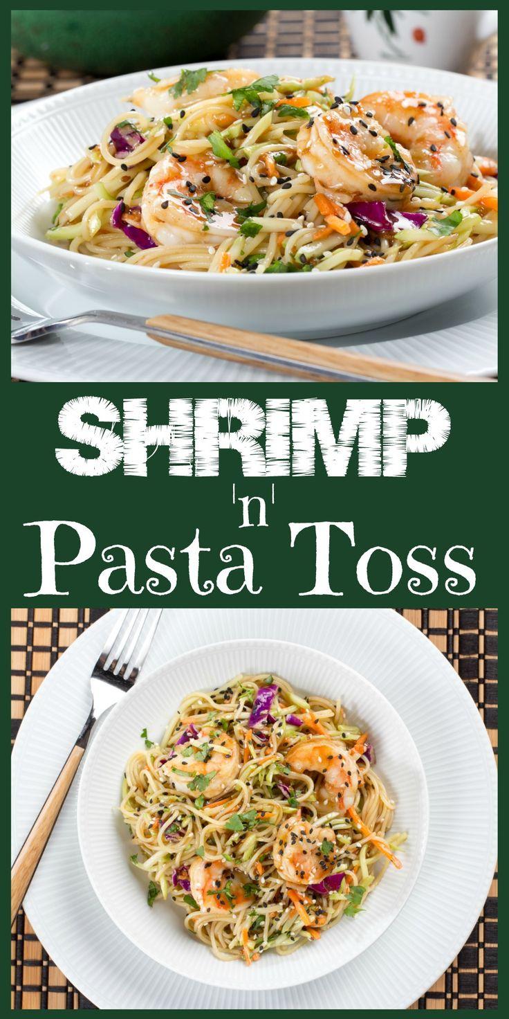 496 best everyday diabetic recipes images on pinterest diabetes shrimp n pasta toss healthy pasta disheshealthy pastaseasy forumfinder Images