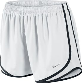 SMALL White Nike Women's Tempo Shorts - Dick's Sporting Goods