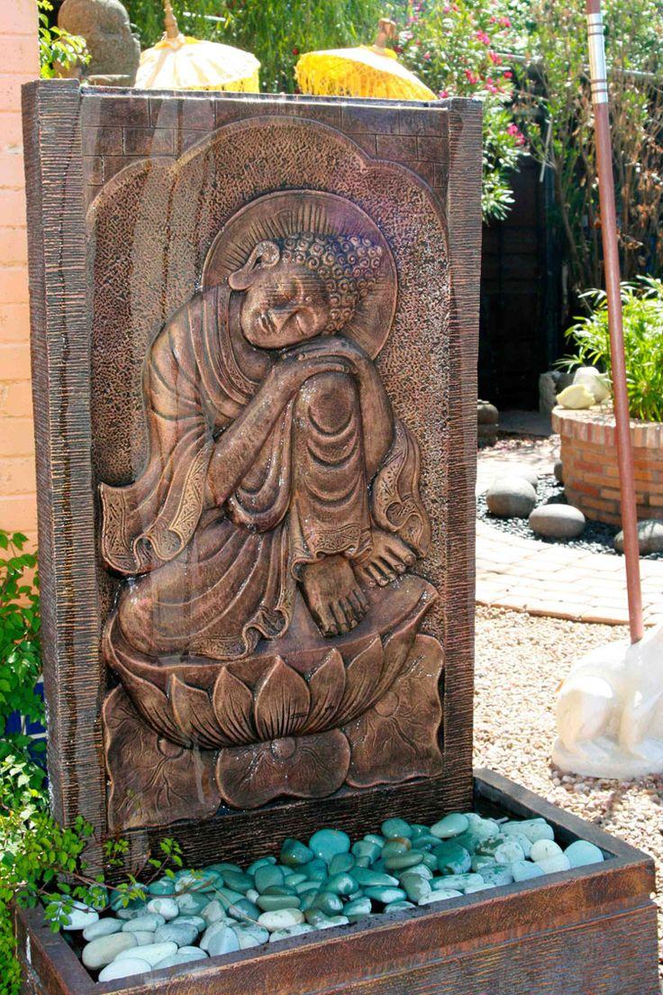 fontane da giardino vendita roma ~ muro fontana cascate fontane da ... - Arredamento Zen Roma