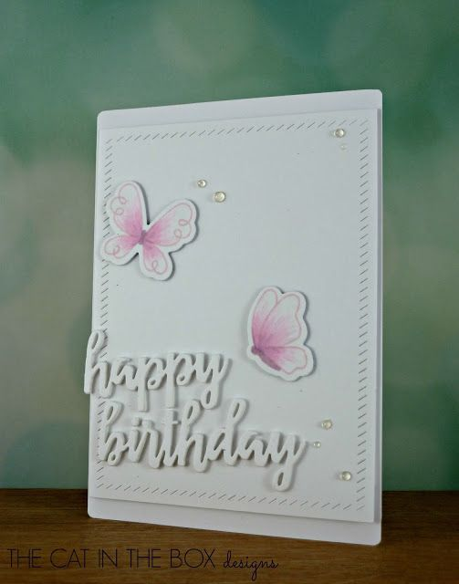 """Challenge up your life - """"In the air"""" using #papersmooches stamps and #mftstamps dies"""