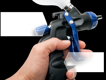 The new Eastwood Paint Gun is our new Hi-Tech ergonomic solution for all of your painting jobs! Only $99.99