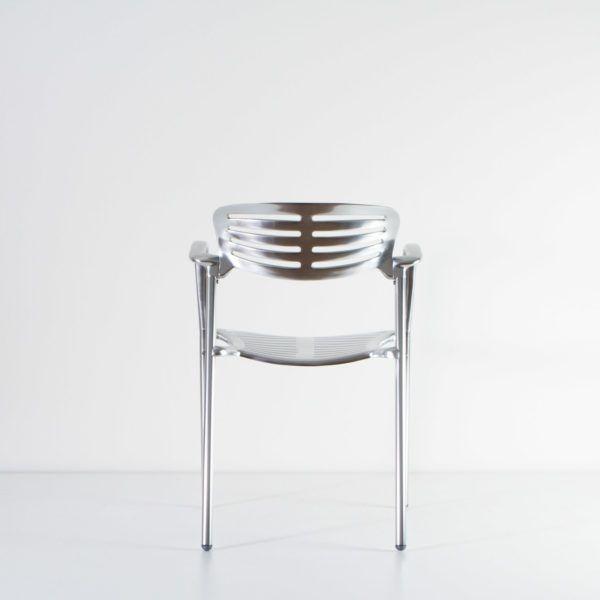 Toledo – De Mobler #awardwinningdesign #outdoorchair #sleek #toledo #jorgepensi
