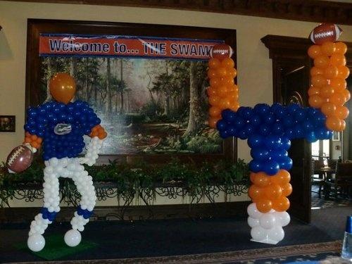 Football Party Ballon Decorations