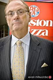 18. Jim Treliving is my favorite businessman. I like how he gives opportunities on Dragon's Den for new entrepreneurs. I feel he is quite wise in business, and he passes it on to others.