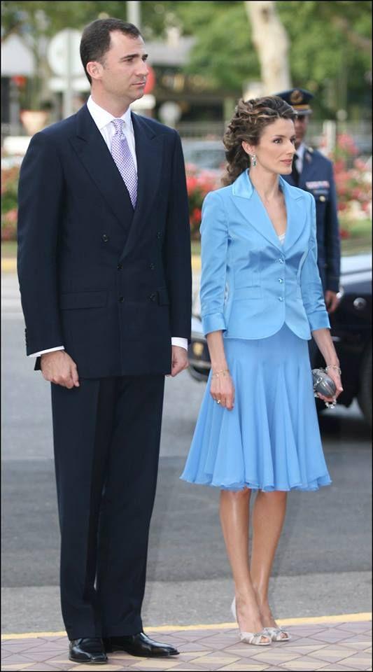 Principes Felipe & Letizia