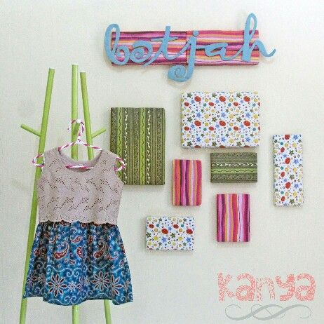 Style: Kanya Fabric: Batik and Embroidery Cotton  Check our IG: @botjah_id or Fanpage: Botjah for more detail ;)