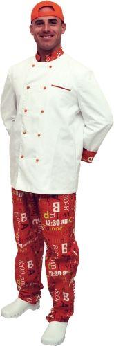 #divisa #laboratorio #Giacca #cuoco #uomo #pantalone #bandana  #gastronomia  #pasticceria #pizzeria #settore #alimentare #ristorazione