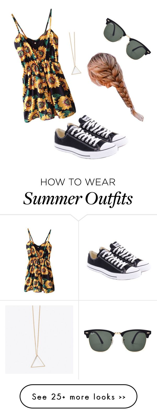 """Summer outfit "" by isachiappini on Polyvore"
