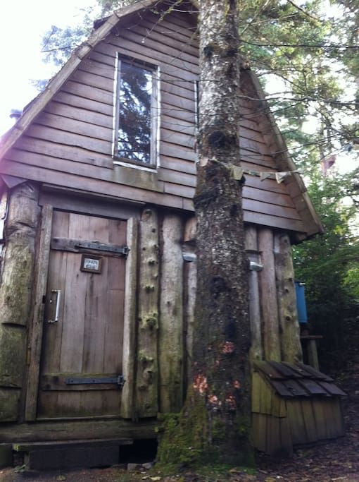 Check out this awesome listing on Airbnb: The Spare Girl  West Coast Hideaway - Cottages for Rent in Masset