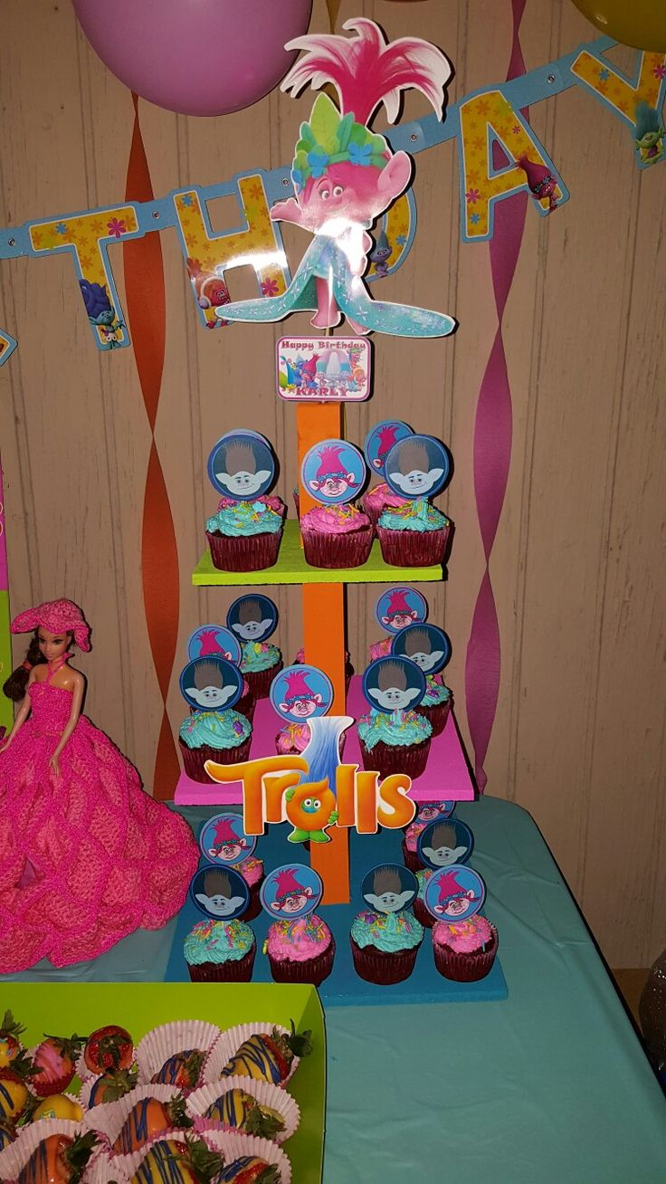 Trolls Bedroom Ideas: 2347 Best Images About TROLLS Movie-themed Birthday/Craft