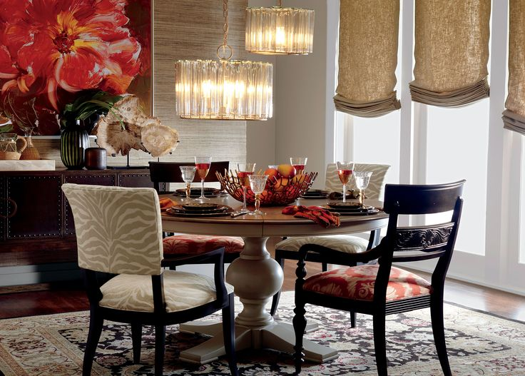 102 best images about ETHAN ALLEN :: Dining Rooms on Pinterest ...