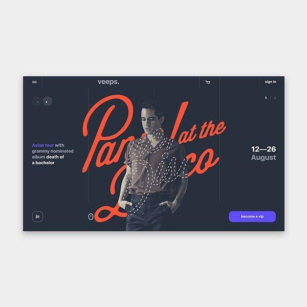 Landing Page Inspiration For Entrepreneur Entrepreneur Shopify Dropshipping Ecommerce Business Landin Web Design Inspiration Modern Web Design Web Design