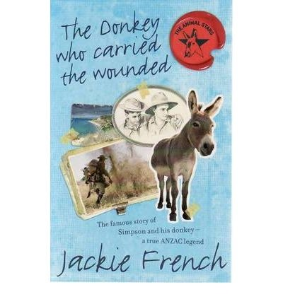 This is the story of a small unassuming donkey. It's also the story of Gallipoli, of Jack Simpson, and New Zealander stretcher-bearer Richard Henderson, who literally took up the reins after Simpson's death. Exhaustively researched, it gives a new depth to our understanding of this story of Anzac heroism. Ages 9 .