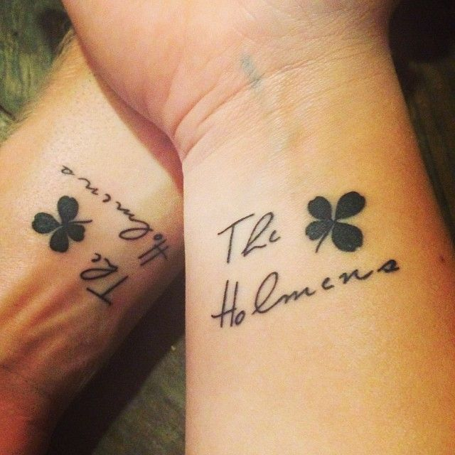 Four Leaf Clover Tattoo Its A Work Of Art Clover Tattoos Four