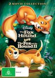 The Fox and the Hound/The Fox and the Hound II ~ DVD