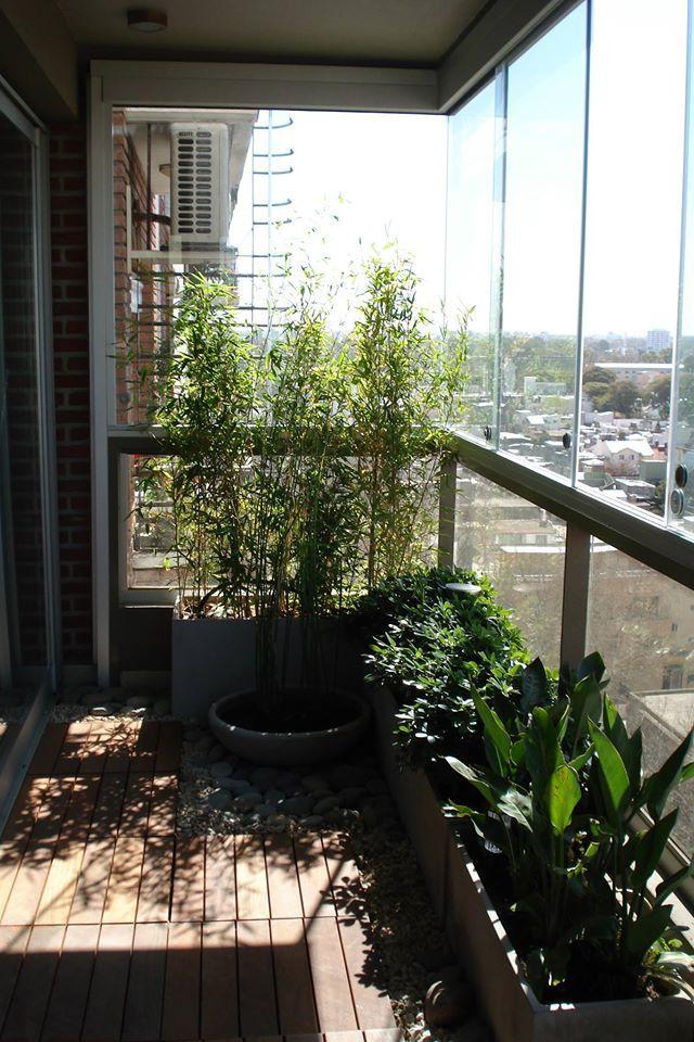 Balcon cerrado sin parantes ideas para casas pinterest for Casas con balcon y terraza