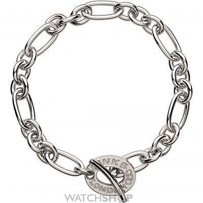 Ladies Links Of London Sterling Silver Signature Bracelet 5010.2645
