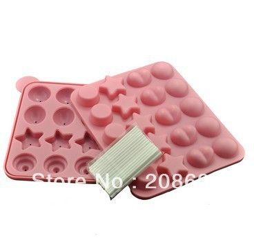 Выпечки инструмент силиконовые формы для выпечки / яичный пирог маффин кружка треугольник продажа : пк