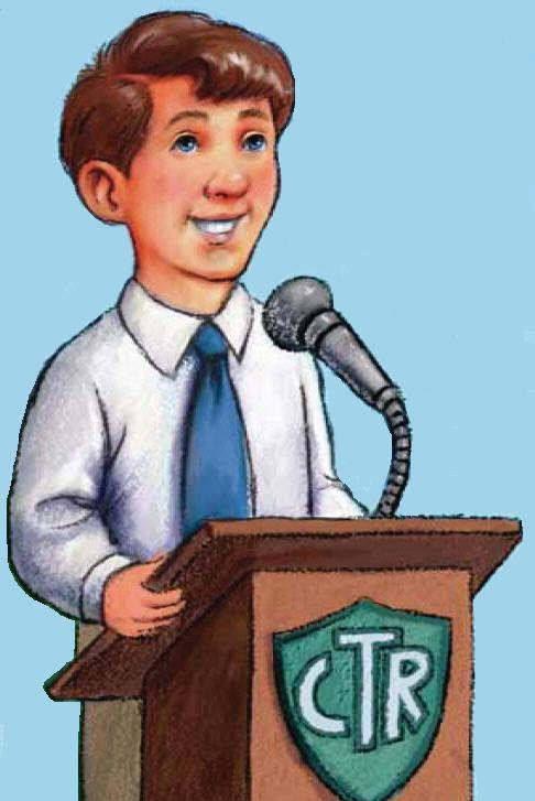 "Complete 2017 Primary Program Script ""Choose the Right"" LDS Mormon"