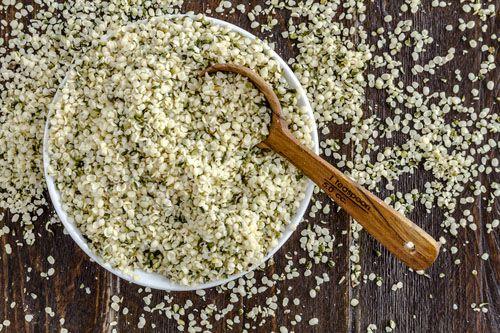 Konopné semienko - kvalitný zdroj bielkoviny