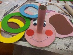 juguetes de material reciclado para niñas - Buscar con Google
