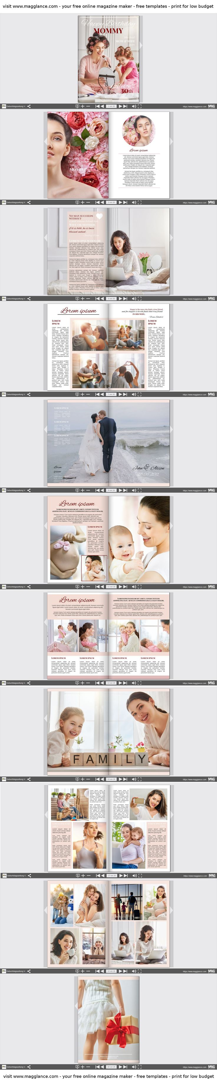34 best Media Kit images on Pinterest | Makeup hairstyle, Media kit ...