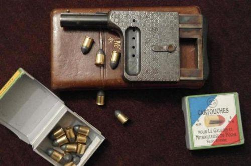 pistolet le gaulois deuxième du nom,manufrance