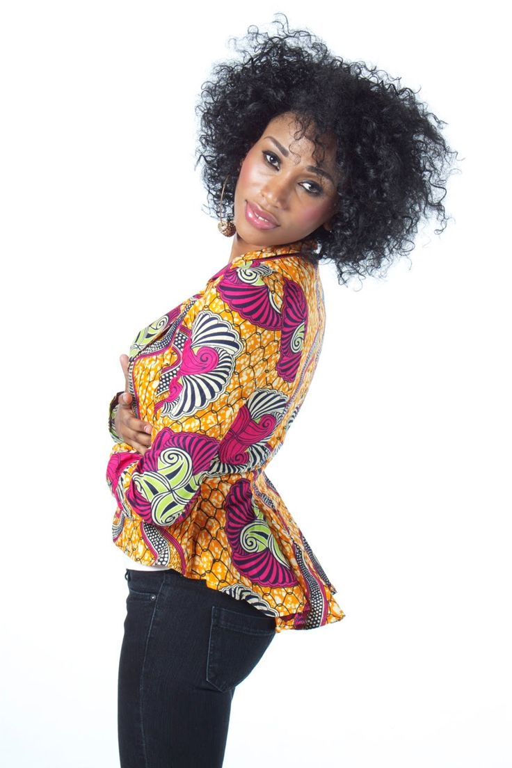 386 Best African Print Jackets Images On Pinterest | African Attire African Print Dresses And ...