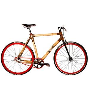 zuri, zuri Urban Fixie  bamboo bike