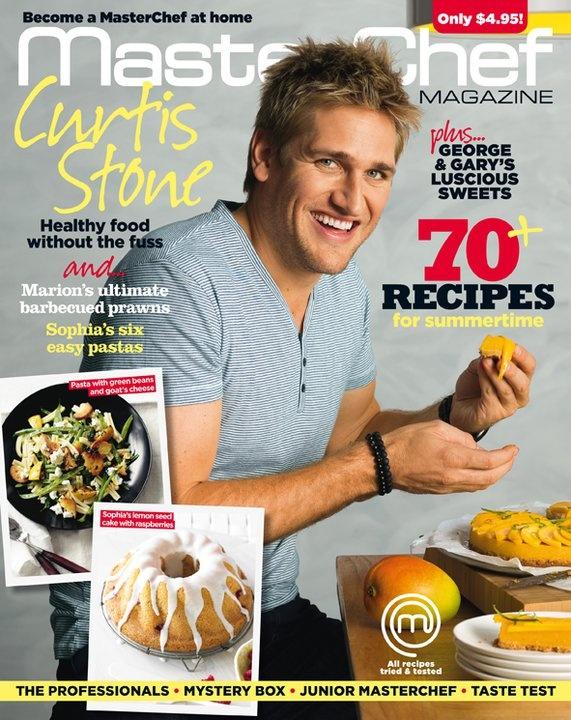 Food Magazine Recipes