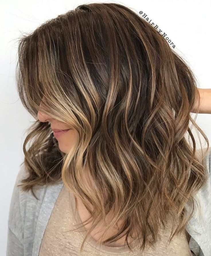 hair style ideas for hair best 25 brown hair with caramel highlights medium ideas 2365