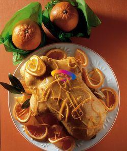Anatra all'arancia | Cucinare Meglio: Anatra Allarancia
