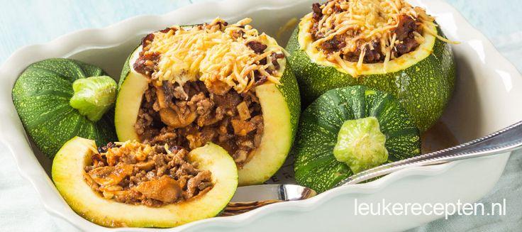 Courgettes bevatten veel vezels en mineralen en zijn ze makkelijk in veel gerechten te gebruiken en ze bevatten ook nog eens weinig calorieën