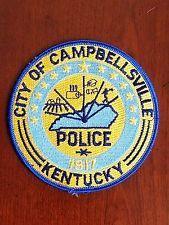 Kentucky Police Patch