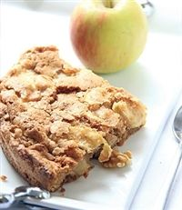 Weigh-Less Online - Apple Cake Squares