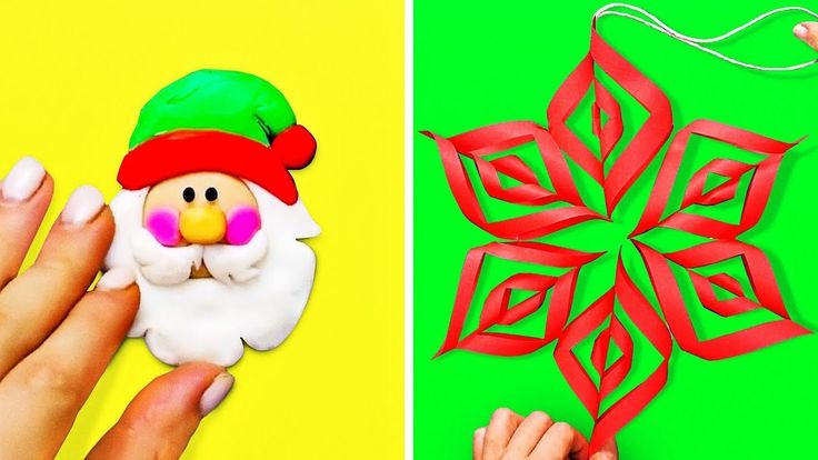 20 cute diy christmas gifts everyone can make in 5 minutes for Adornos navidenos en 5 minutos