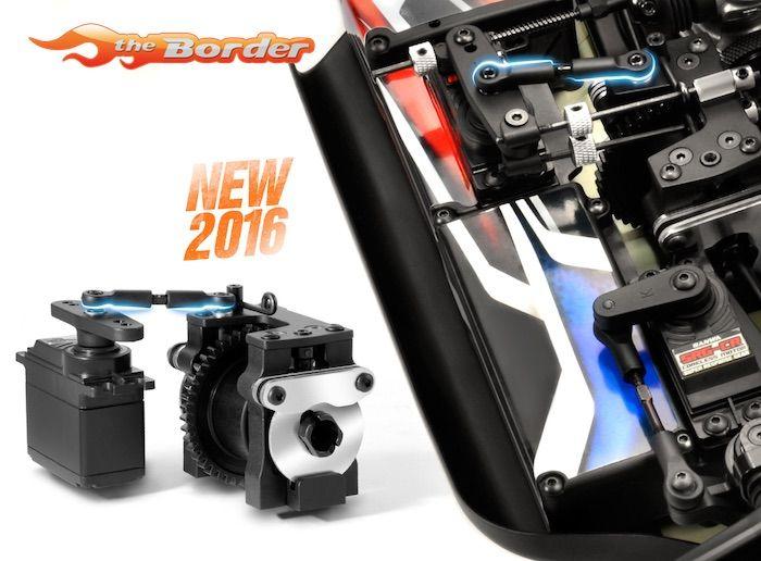 XRAY XB8 2016 Specs - 1/8 Luxury Nitro Off-Road Car 350011 :: XRAY :: The Border Online RC Shop