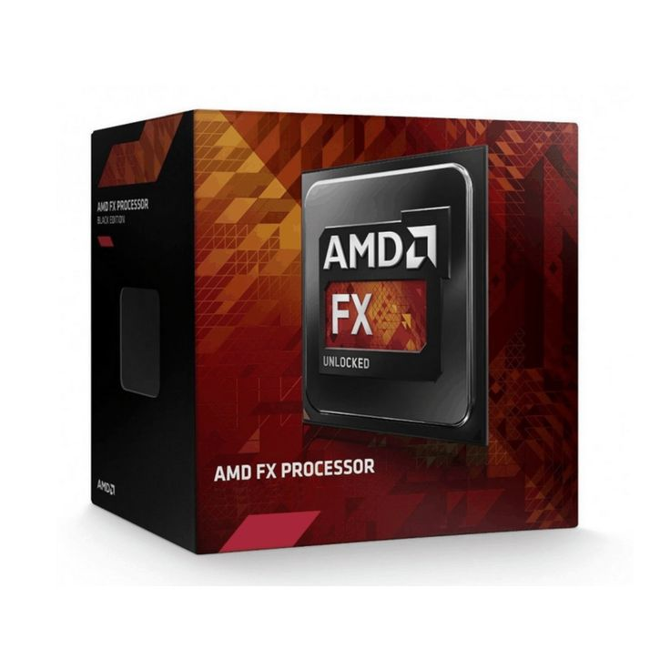 AMD FX 8320 – 3.5GHz Eight Core: Socket AM3 8Mb Cache Hypertransport BUS AMD64 Support: 3 year warranty 125w
