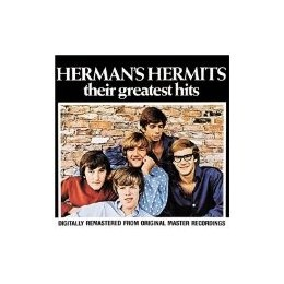 Herman's Hermits-Had Peter Noone's poster on my wall