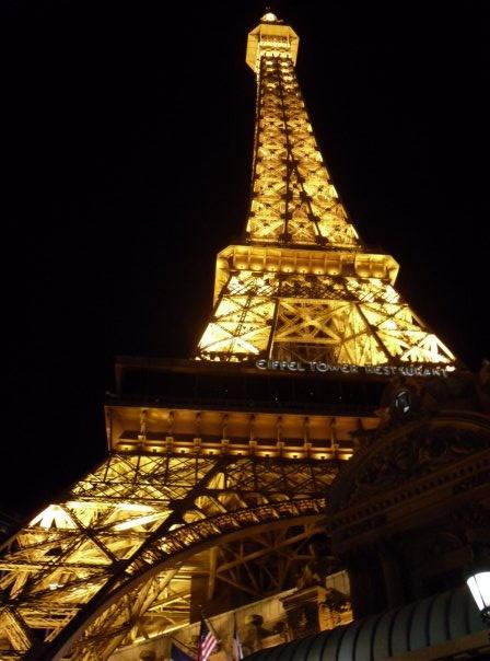 Eiffel towel, Las Vegas