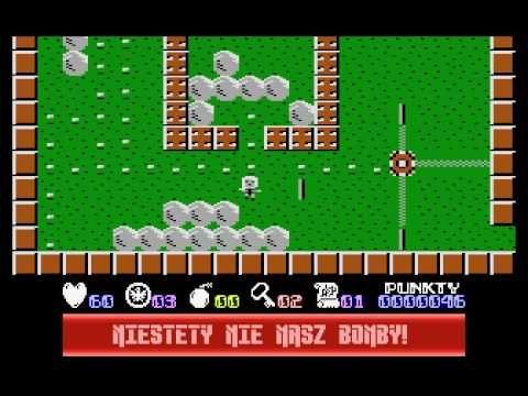 ▶ Atari XL/XE: Laura Kobieca wersja robbo
