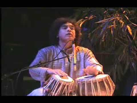 Zakir Hussain Presents Masters of Percussion (part 1)