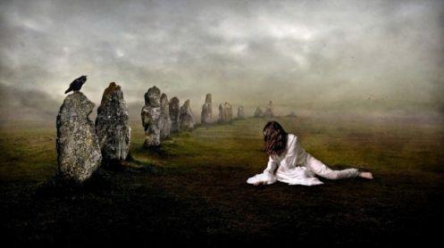 Блог парапсихолога - биоэнергетика, ясновидящей Екатерины: Земля с кладбища или они наблюдают за нами