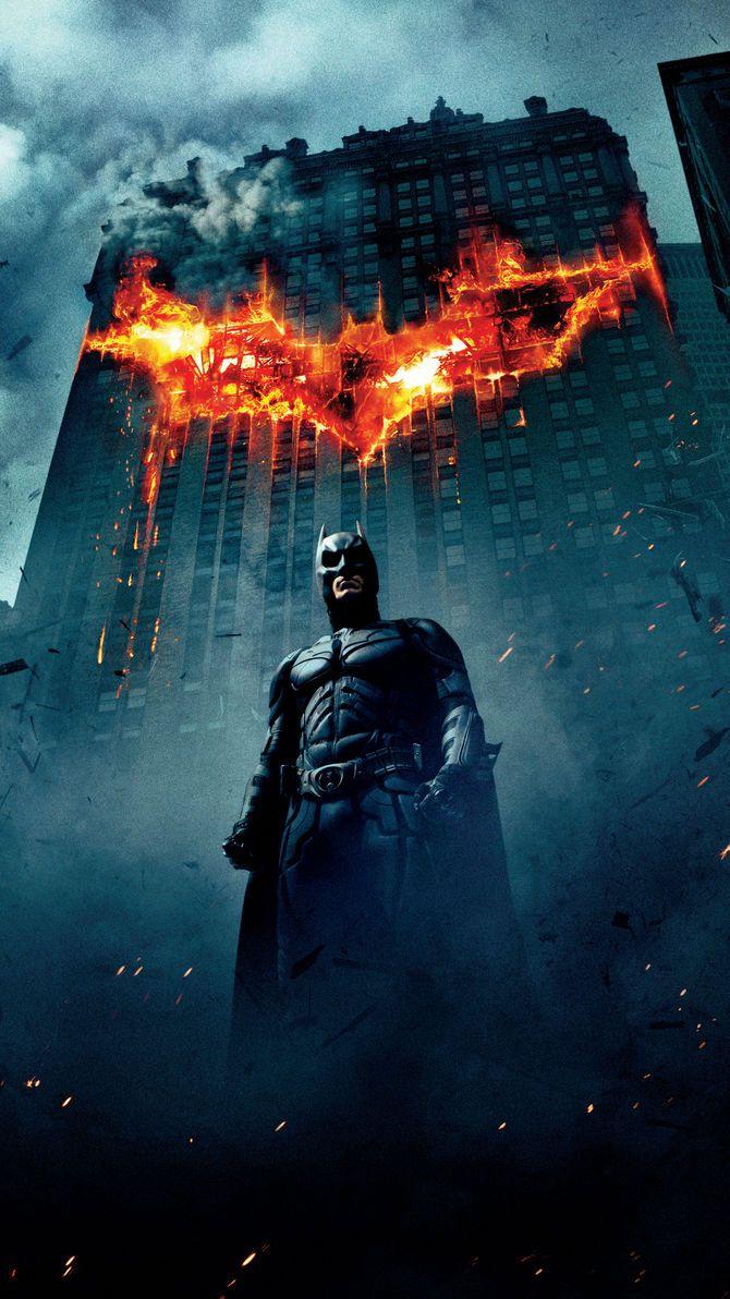 The Dark Knight 2008 Phone Wallpaper Dark Knight Wallpaper